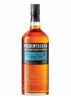 three wood auchentoshan